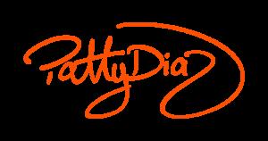 Logotipo Patty Díaz